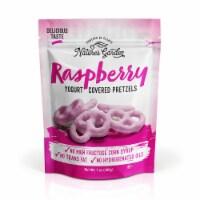 Nature's Garden Raspberry Yogurt Covered Pretzels - 7 oz. Bag
