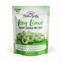 Nature's Garden Key Lime Yogurt Covered Pretzels - 7 oz. Bag