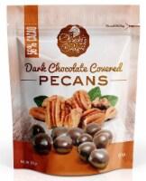 Chocolate Orchard Dark Chocolate Covered Pecans - 6 oz. Bag