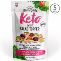 Nature's Garden Keto Sweet Salad Topper 3.5 oz (Pack of 5) - 5 Pack (3.5 oz. Bags)