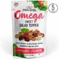 Nature's Garden Omega Sweet Salad Topper 3.5 oz (Pack of 5) - Size_3.5oz