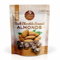 Chocolate Orchard Dark Chocolate Covered Almonds - 6 oz. Bag