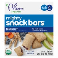 Plum Organics Blueberry Mighty Snack Bars