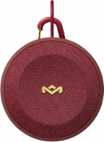 Marley No Bounds Portable Bluetooth Speaker - Red - 1 ct