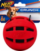 Nerf Red Crunch Ball