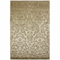 Due Process Stable Trading WMA Mojito Moss Area Rug, 6 x 9 ft. - 1