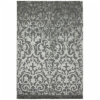 Due Process Stable Trading WMA Mojito Sterling Area Rug, 8 x 10 ft. - 1