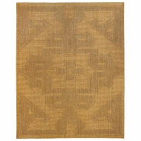Due Process Stable Trading Sisal de Tapis Braxton Barley Area Rug, 4 x 6 ft.