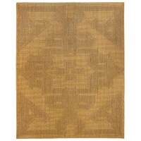 Due Process Stable Trading Sisal de Tapis Braxton Barley Area Rug, 8 x 10 ft. - 1