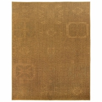 Due Process Stable Trading Sisal de Tapis Channing Barley Area Rug, 3 x 5 ft.