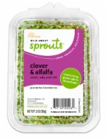 Wild About Sprouts Crispy Clover & Alfafa Blend - 3 oz