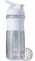 BlenderBottle  SportMixer White