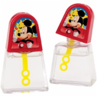 BuySeasons 158777 Disney Mickey Mouse Clubhouse Bubbles - 8 Piece