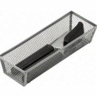 Honey-Can-Do Cutlery Tray,9in.Lx3in.Wx2in.H  KCH-02159 - 1