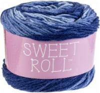 Premier Yarns Sweet Roll Yarn-Blueberry Swirl - 1