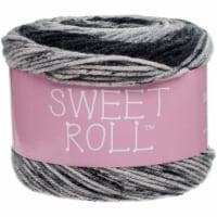 Premier Yarns Sweet Roll Yarn-Black Pepper Swirl - 1