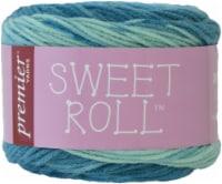 Premier Yarns Sweet Roll Yarn-Frosty Swirl - 1