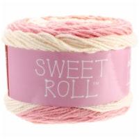Premier Yarns Sweet Roll Yarn-Peaches & Cream Pop - 1