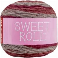Premier Yarns Sweet Roll Yarn-Mulberry - 1