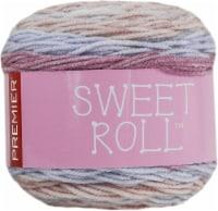 Premier Yarns Sweet Roll Yarn-Honey Lavender - 1