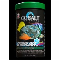 Cobalt 478236 5 oz Premium Spirulina Fish Flakes