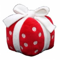 Digpets HD-8PPTR Plush Gift - Christmas Red, 4 in.