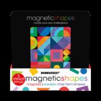 Brainwright MagnaShapes Spinning Circles Puzzle
