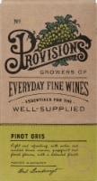Provisions Pinot Gris - 3 L