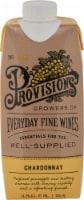 Provisions Wine Chardonnay