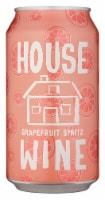 House Wine Grapefruit Spritz Wine