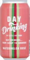 Little Big Town Day Drinking Watermelon Rose Wine Spritzer - 12.68 fl oz
