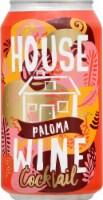 House Wine Paloma Cocktail