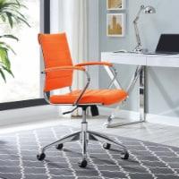 Orange Jive Mid Back Office Chair