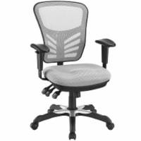 Articulate Mesh Office Chair, EEI-757-GRY