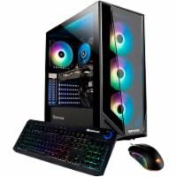 iBuyPower TRACE5MR178I Trace5 MR Gaming Desktop - Intel i7-11700 - 16GB/480GB SSD - 1