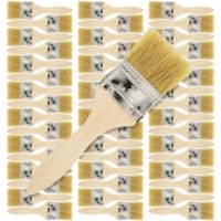48 Pack of 2 inch Paint and Chip Paint Brushes for Paint, Stains, Varnishes, Glues, and Gesso - 2 Inch - 48 Pack