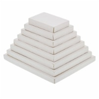 8 Mini Rectangle Stretched Canvas Variety Pack - Rectangle Canvas Set