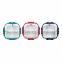 Core Kitchen 24 oz Food Storage Container, Clear