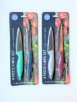 Core 2 Piece Knife Set - Assorted