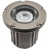 Dabmar Lighting LV342-LED7-BZ 7W & 12V LED MR16 Open Face Well Light - Bronze