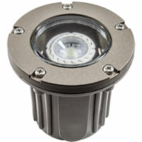 Dabmar Lighting LV342-LED3-BZ 3W & 12V LED MR16 Open Face Well Light - Bronze