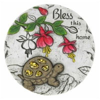 Summerfield Terrace 10018545 Bless This Home Stepping Stone, Cement