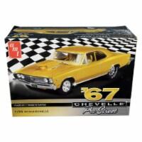 Skill 2 Model Kit 1967 Chevrolet Chevelle Pro Street 1/25 Scale Model by AMT