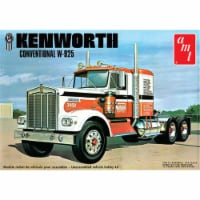 AMT AMT1021 Kenworth W-925 Conventional Plastic Tractor Toys, 10 Years Above