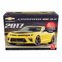Skill 2 Model Kit 2017 Chevrolet Camaro SS 1LE 1/25 Scale Model by AMT - 1
