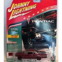 Johnny Lightning JLSP008-A 1961 Pontiac Catalina Coronado Poly Limited Edition to 1800Pieces, - 1