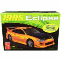 Skill 2 Model Kit 1995 Mitsubishi Eclipse 1/25 Scale Model by AMT