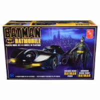 AMT AMT1107M Skill 2 Model Kit Batmobile with Resin Batman Figurine Batman 1989 1 by 25 Scale