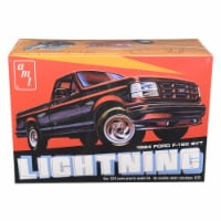 AMT AMT1110M Skill 2 Model Kit 1994 Ford F-150 SVT Lightning Pickup Truck 1 by 25 Scale Model