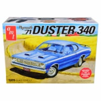 AMT AMT1118M Skill 2 Model Kit 1971 Plymouth Duster 340 1 by 25 Scale Model